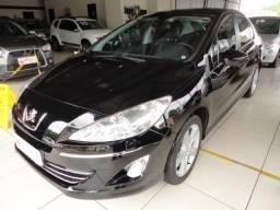 Peugeot 408 Griffe 2.0 Flex Automatico 2012 - 2012