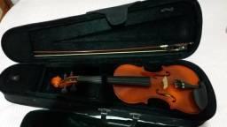 Violino 3/4 da marca Michael
