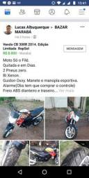 Vendo CB 300R Repsol Edição Limitada - 2014