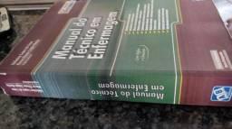 Manual de Técnico em Enfermagem- Leia o anúncio! R$ 100,00