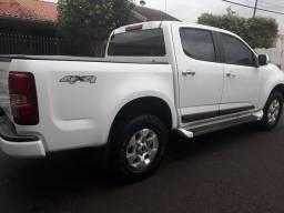 Oportunidade s10 2014 diesel com preço de Flex - 2014
