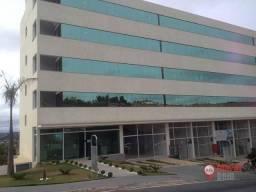 Título do anúncio: Flat com 1 dormitório à venda, 36 m² por R$ 310.000,00 - Lundcea - Lagoa Santa/MG