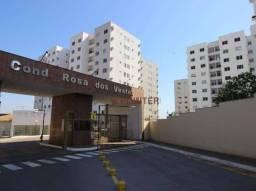 Venda - Apartamento de 2 Quartos no Condomínio Rosa dos Ventos