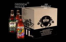 Caixa de Cervejas Küd - 15 unidades | Cervejaria Küd