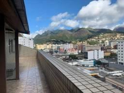 Apartamento com 1 dormitório à venda, 70 m² por R$ 270.000,00 - Várzea - Teresópolis/RJ