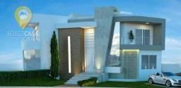 Excelente casa no condomínio Boulevard Lagoa 4 Quartos