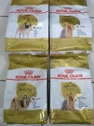 Ração (Royal Canin) para cachorros