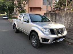 Frontier 2.5 4x4 Diesel - 2016