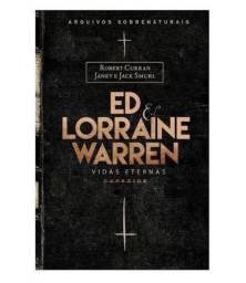 Livro Ed e Loirraine Vidas Eternas