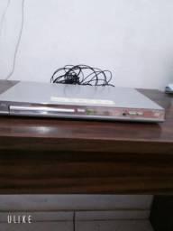 DVD Philips conservado