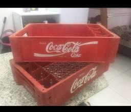 Engradados Coca Cola Vintage