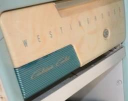 Geladeira Westinhouse anos 40 original USA - Aceito troca