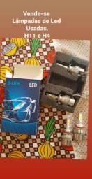 Lâmpadas de led (usadas ) Ariquemes