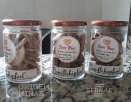 Biscoito de Castanha de Caju - 130 g | Café com Petit Four
