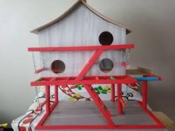 Casa de pássaros Nova