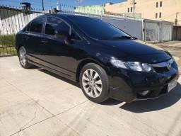Civic LXS 2009/2009 automático financio aceito seu usado na troca