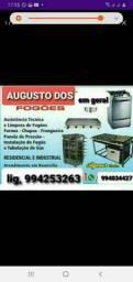 Augusto Dos fogões conserto o seu fogão FAV, leia antes de chama
