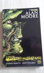 Hq A Saga do Monstro do Pântano - Livro 1