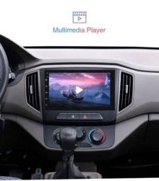 Central Multimidia com Android + câmera de ré