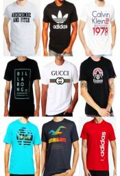 3 camisas por R$ 100,00