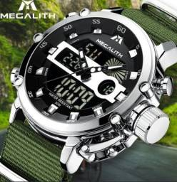 Relógios MEGALITH 2020, Militar/Esportivo