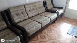 Sofá ótimo antigo