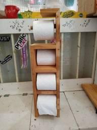 Portal de papel  higiênico