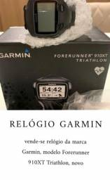 Novo!!! Relógio Garmin Forerunner 910XT Triathlon