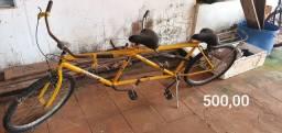 Bicicleta dupla aro 26
