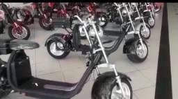 Scooter Elétrica 2000W, Nova