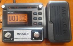 Pedaleira Mooer GE100