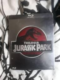 Jurassic Park Trilogia Blu ray