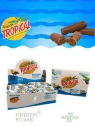 Bananinha - 500 g (20 unidades) | Paixão Tropical