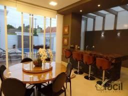Casa em Condomínio para Venda em Presidente Prudente, Condomínio Damha III, 5 dormitórios,