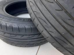 Vendo 2 pneus Dunlop 215 65 R16