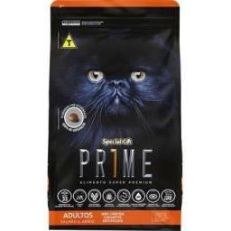 prime cat adulto - 10kg (salmão e arroz)