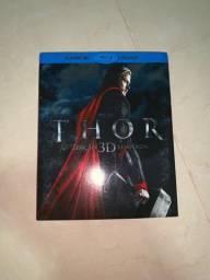 DVD Blu-ray 3D Thor EDIÇÃO LIMITADA
