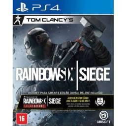 Rainbowsix siege ps4