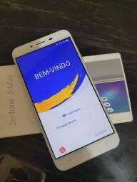 Celular smartphone Asus zenfone 3 max