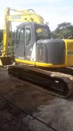 Escavadeira modelo E130