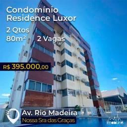 residencial Luxor pronto para morar aceita financiamento