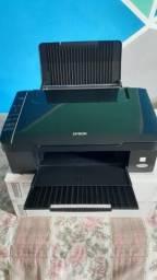 Impressora multi funcional Epson TX 115