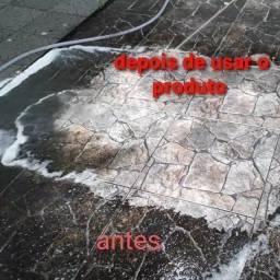 Limpa piso Detergente alcalino neutro remofluor