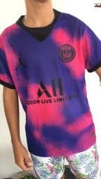 Camisas de times primeira linha apartir de 80,00 reais.