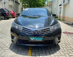 Corolla GLI GNV 2016 R$ 58.900 entrada de 15 Mil + Parcelas De 1227,83