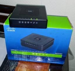 Roteador Wireless Cisco WRT54GH