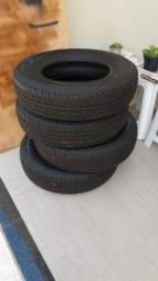 4 Pneus Novos Dunlop