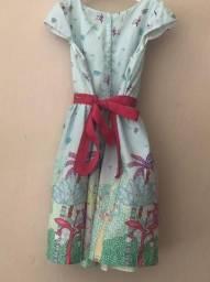Vestido Infantil Mon Sucre