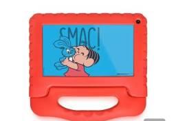 """Tablet Turma da Mônica Wi Fi Tela 7"""" 16GB Multilaser"""