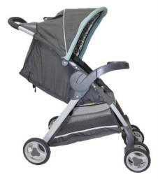 Bebê conforto e carrinho graco